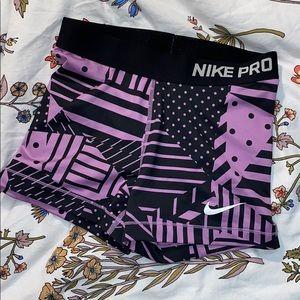 EUC Nike Pro Shorts